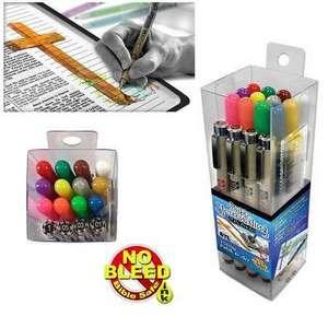 Micron/Gelly Roll Bible Journaling 17 PC Pen Set de G. Luscombe