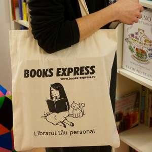 Sacoșă Books for Friends de Lia Răducanu