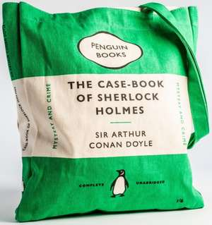 Sacosa Penguin (Book Bag) - The Casebook of Sherlock Holmes