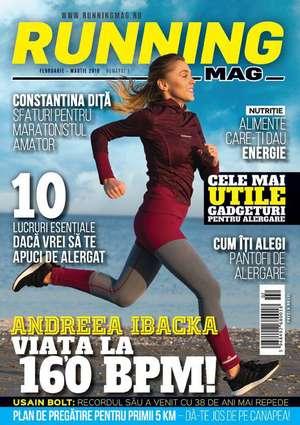Running Mag, Numărul 1 de Running Mag