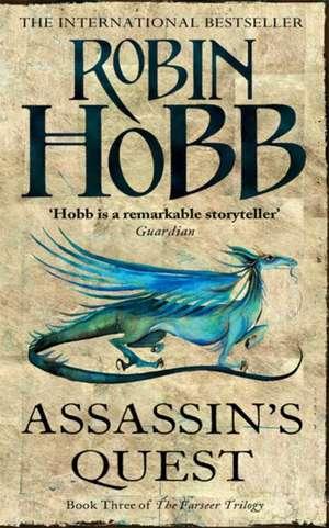 Assassin's Quest de Robin Hobb