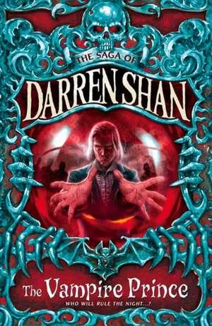 The Vampire Prince de Darren Shan