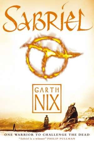 Sabriel de Garth Nix