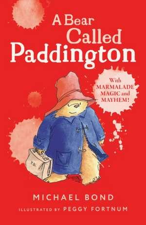 A Bear Called Paddington de Michael Bond