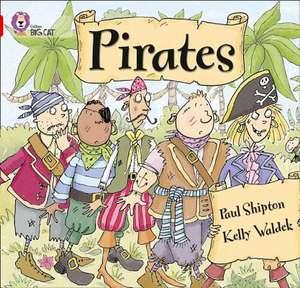 Pirates de Paul Shipton