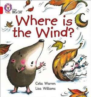 Where is the Wind? de Celia Warren