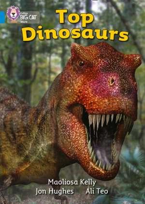 Top Dinosaurs de Maoliosa Kelly