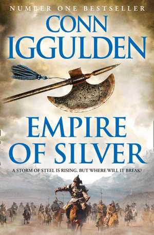 Empire of Silver de Conn Iggulden