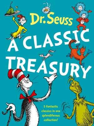 A Classic Treasury de Dr. Seuss