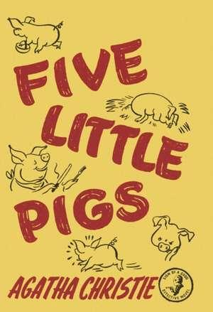Five Little Pigs de Agatha Christie