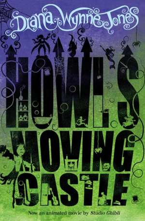 Howl's Moving Castle de Diana Wynne Jones