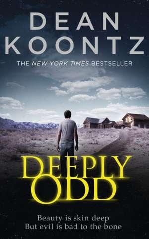 Deeply Odd de Dean Koontz