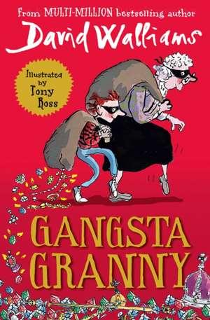 Gangsta Granny de David Walliams