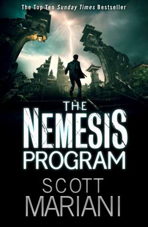 The Nemesis Program (Ben Hope, Book 9):  The Remarkable Dog That Helped a Family Through the Darkest of Times de Scott Mariani
