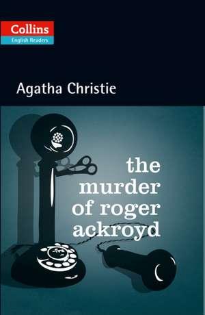 The Murder Of Roger Ackroyd: B2