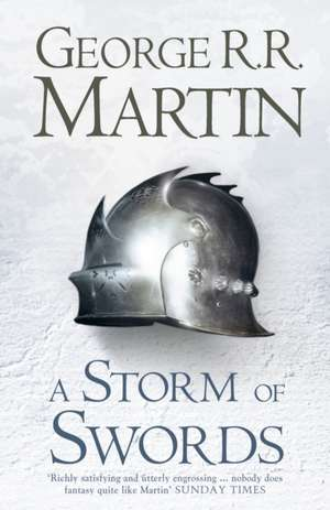 A Storm of Swords : Book 3 of A Song of Ice and Fire