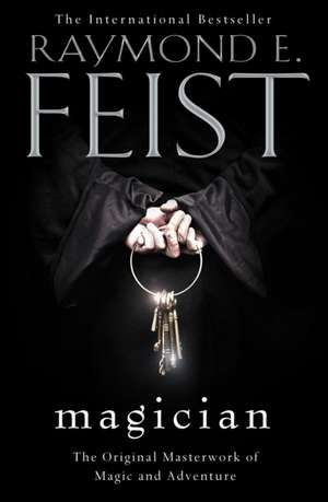 Magician de Raymond E. Feist