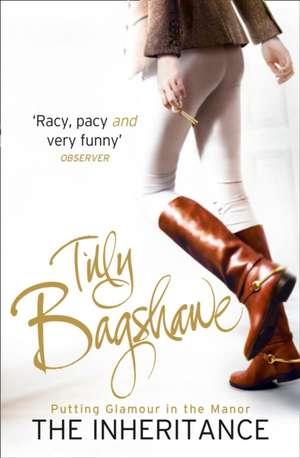 The Inheritance de Tilly Bagshawe