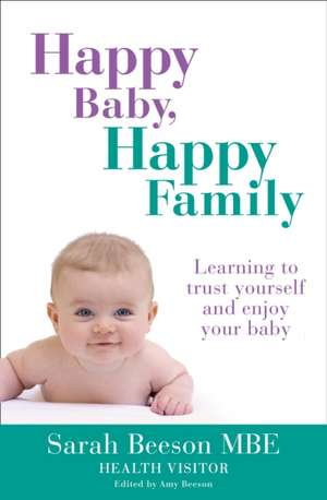 Happy Baby, Happy Family