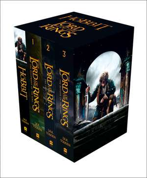 The Hobbit and The Lord of the Rings Boxed Set: Film Tie-In