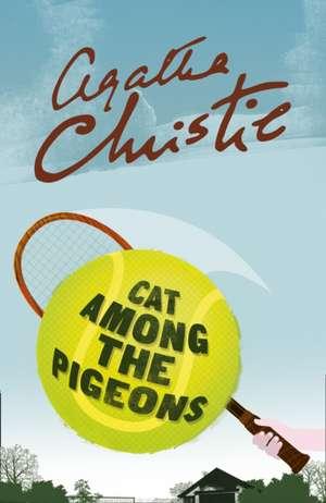 Cat Among the Pigeons de Agatha Christie