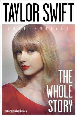 Taylor Swift de Chas Newkey Burden