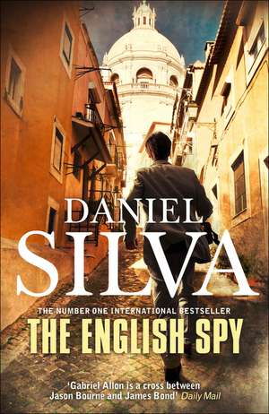 The English Spy de Daniel Silva