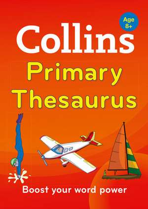 Collins Primary Thesaurus