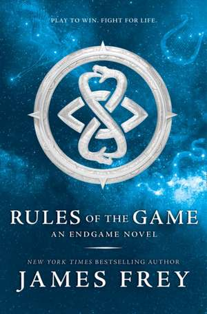 Rules of the Game de James Frey