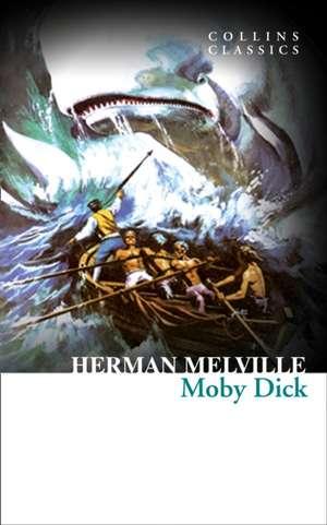Melville, H: Moby Dick de Herman Melville