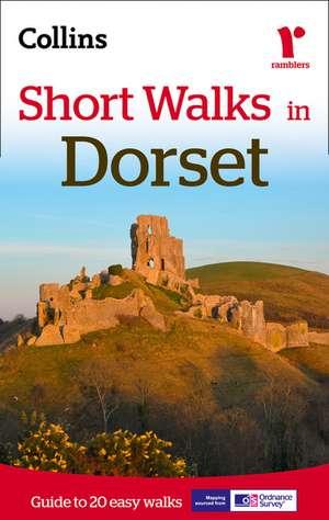 Short Walks in Dorset de  Collins Maps