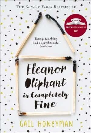 Eleanor Oliphant is Completely Fine de Gail Honeyman