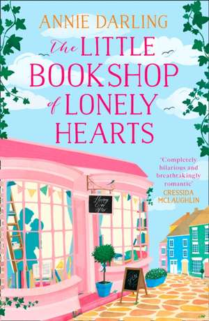 The Little Bookshop of Lonely Hearts de Annie Darling