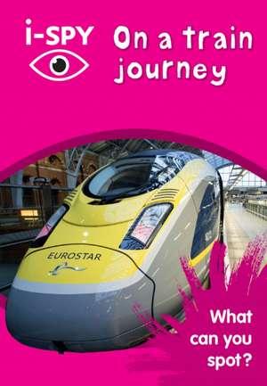 i-Spy on a Train Journey: What Can You Spot? de i-SPY