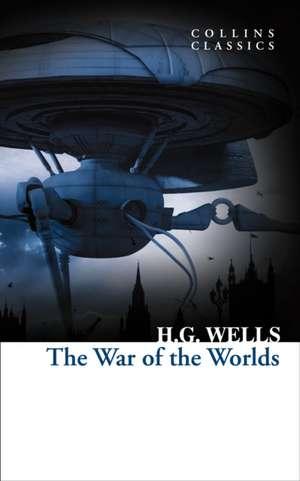 War of the Worlds de H. G. Wells