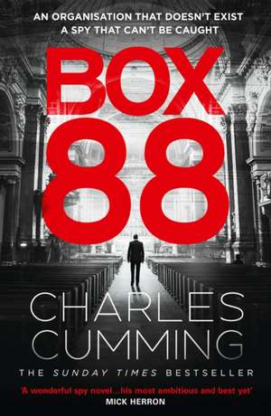 Charles Cumming Thriller 2020 de Charles Cumming
