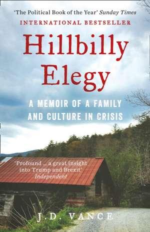 Hillbilly Elegy de J. D. Vance