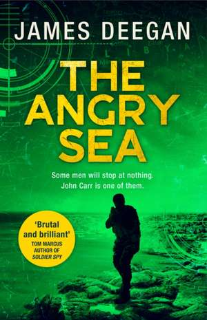 The Angry Sea de James Deegan