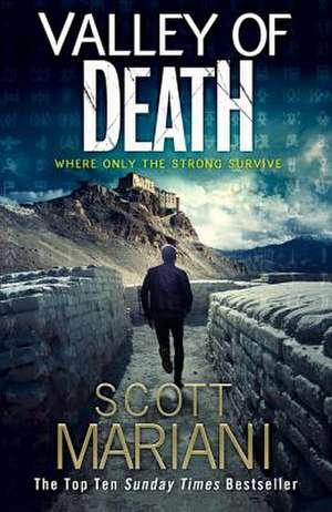 Valley of Death (Ben Hope, Book 19) de Scott Mariani