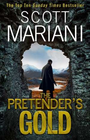 Pretender's Gold de Scott Mariani