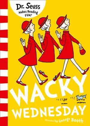 Wacky Wednesday de Dr. Seuss