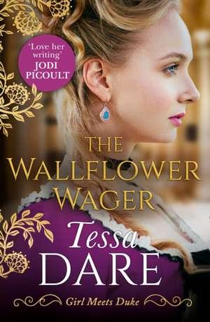 Wallflower Wager de Tessa Dare