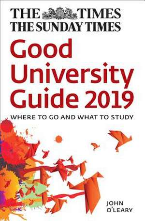 Times Good University Guide 2019