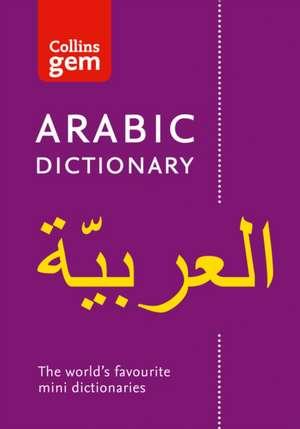 Collins Arabic Gem Dictionary de  Collins Dictionaries