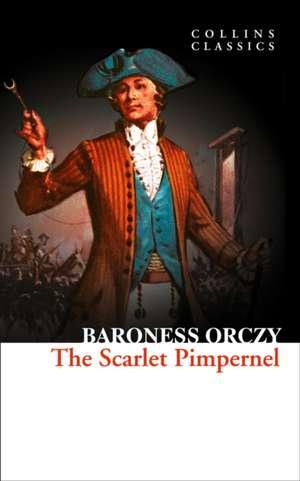 Scarlet Pimpernel de Baroness Orczy