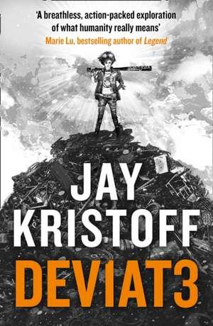 Lifelike (2) DEV1AT3 de Jay Krisoff