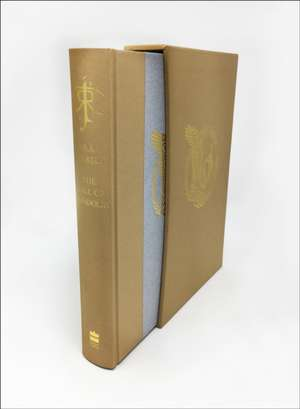 The Fall of Gondolin. Deluxe Slipcase Edition de J. R. R. Tolkien