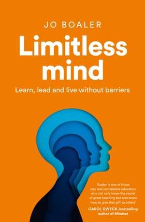 Limitless Mind de Jo Boaler