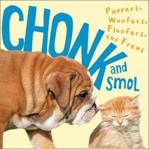 Chonk and Smol imagine