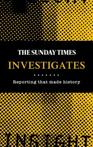 Undercover at The Sunday Times